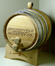 Woodinville Whiskey Barrel